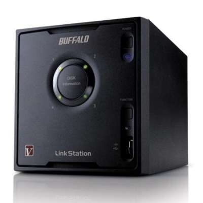 Buffalo анонсировала NAS-хранилища LinkStation Pro Quad