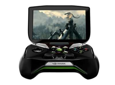 NVIDIA Project Shield показали на Google I/O (видео)