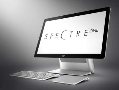 HP выпустит моноблок SpectreONE на базе Windows 8