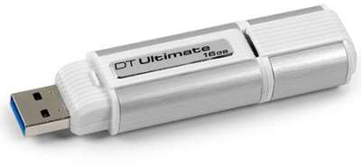 Kingston анонсировала USB 3.0 Flash Drive
